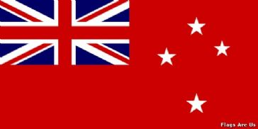 New Zealand Civil Ensign  (1901 - )